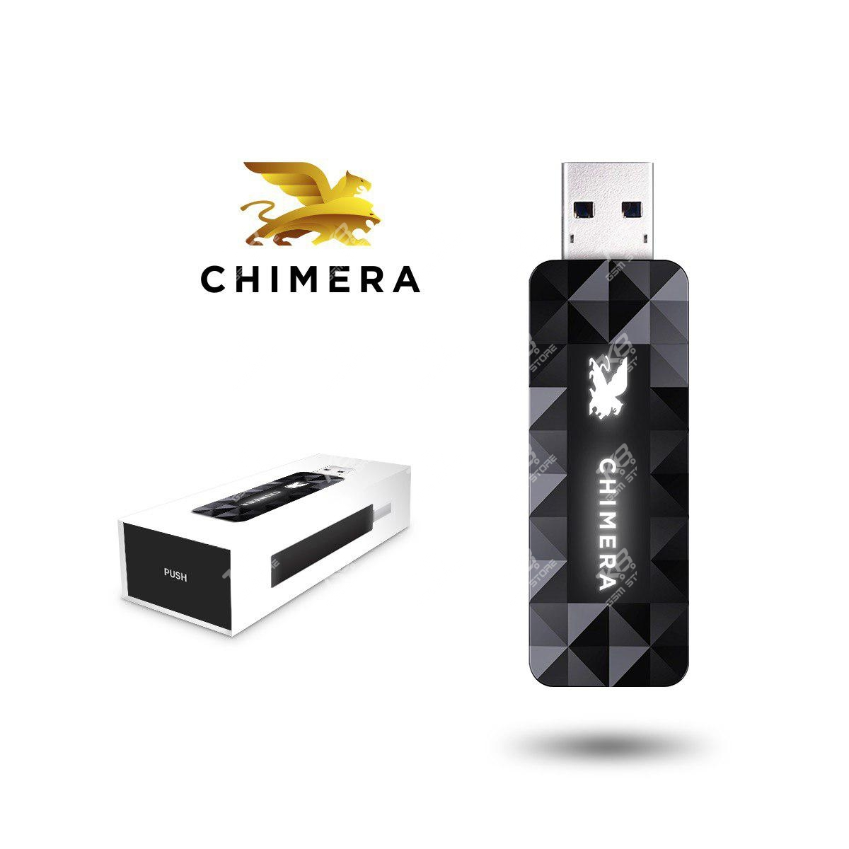 Chimera Dongle WITH 5,995CRD